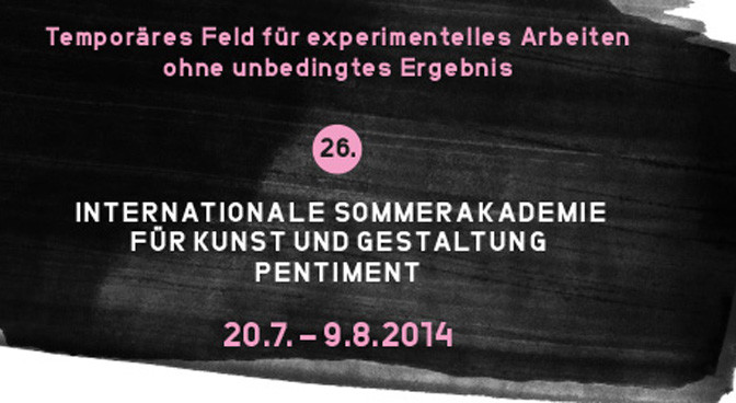 26. Internationale Sommerakademie der HAW