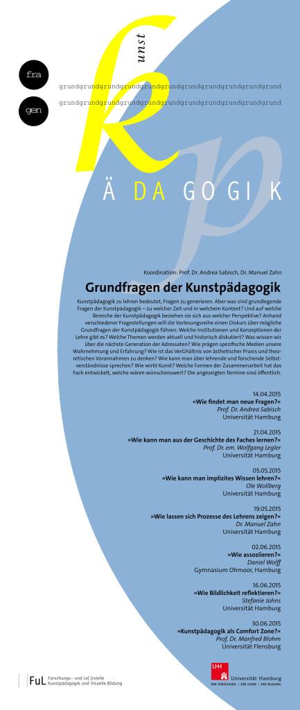 Plakat_Grundfragen-der-Kunstpädagogik_klein