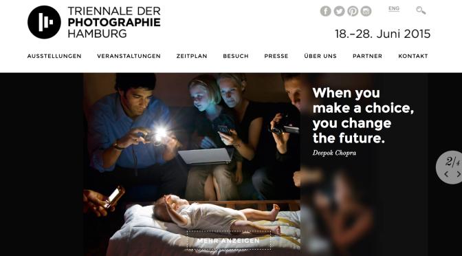 Triennale der Photographie in Hamburg