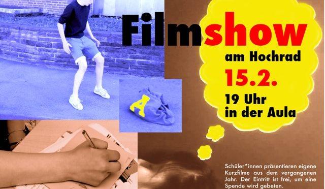 Filmshow am Hochrad