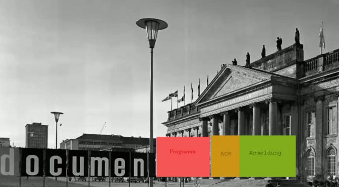 Besuchsseminar zur documenta 14