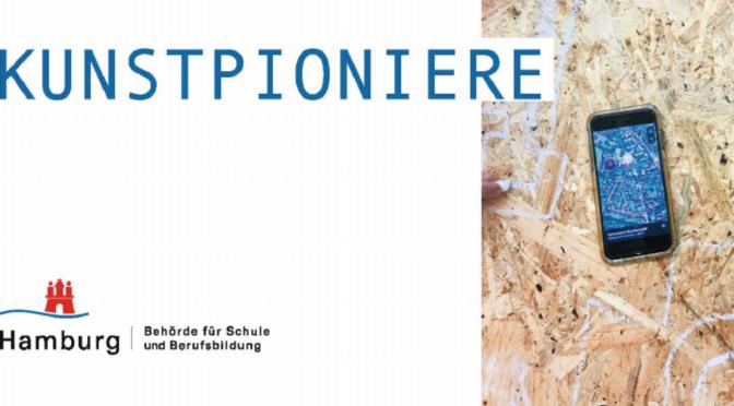 Blitzausstellung – Abschlusspräsentation der Kunstpioniere im Kunstverein in Hamburg