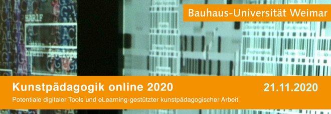 Kunstpädagogik online 2020: Noch freie Plätz beim